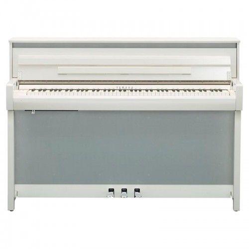PIANO DIGITAL YAMAHA CLP-685WH BLANCO