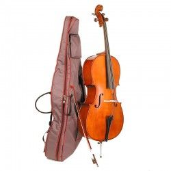 CELLO 3/4 STENTOR STUDENT II SET