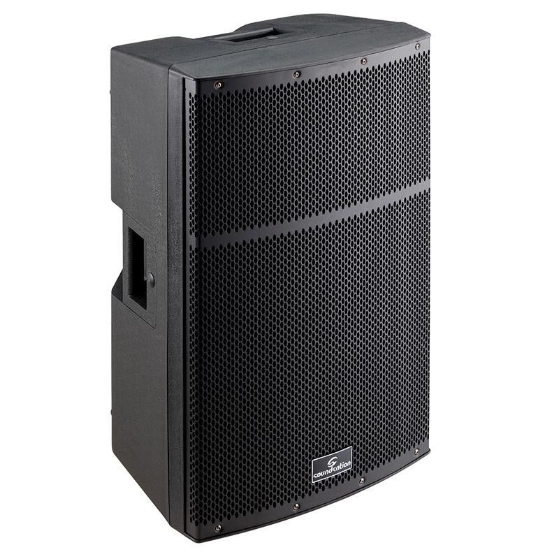 BAFLE SOUNDSATION HYPER TOP 15A BI-AMP 1000W
