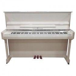 PIANO SCHULZE POLLMANN S-118 BLANCO PULIDO