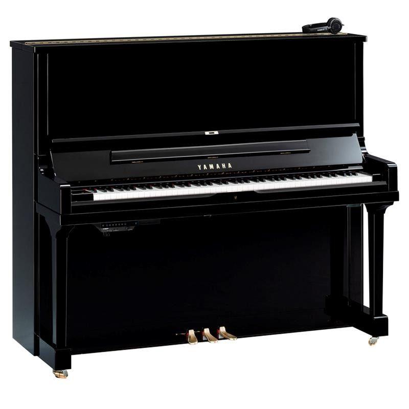 PIANO YAMAHA SE-132 SH PE SILENT NEGRO PULIDO
