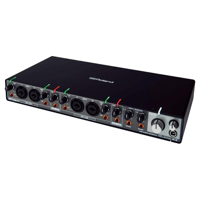 INTERFACE AUDIO ROLAND RUBIX-44 USB 4 IN/ 4 OUT