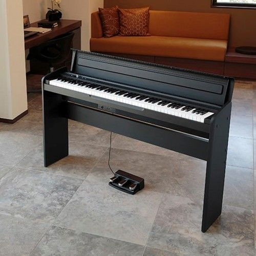 PIANO DIGITAL KORG LP-180BK NEGRO