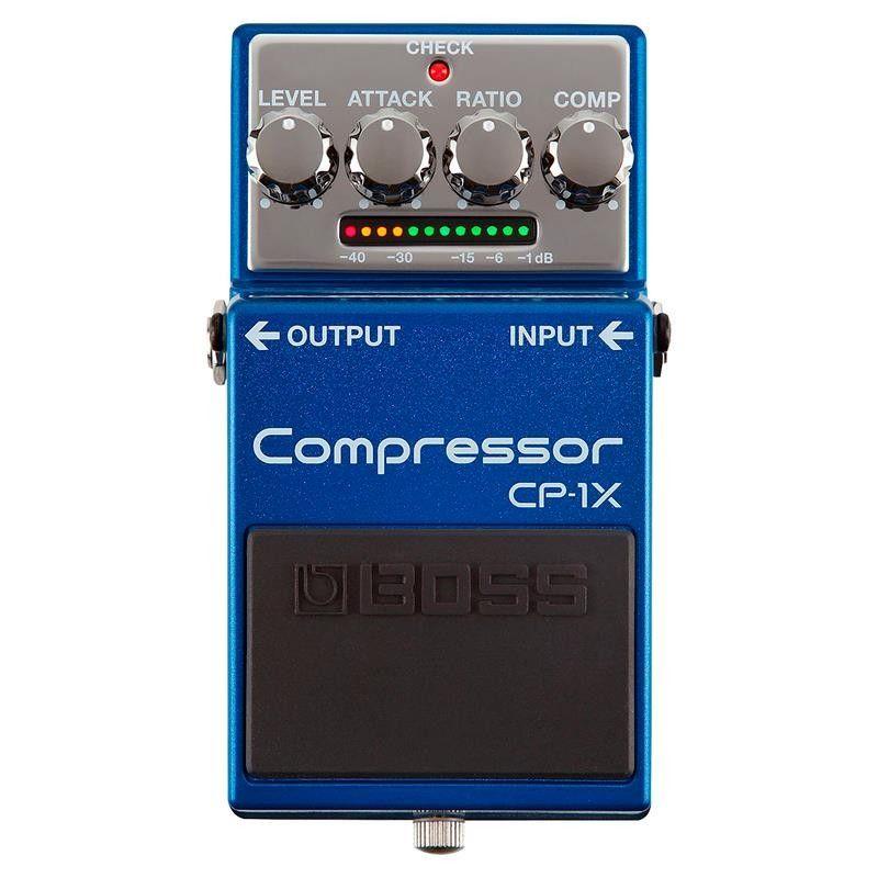 PEDAL GUITARRA BOSS CP-1X COMPRESOR