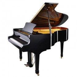 PIANO PIANOVA GP-01AA-168QT NEGRO COLA C/SILENT