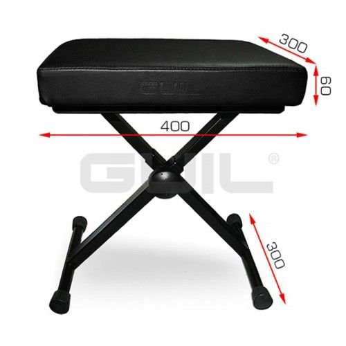 BANQUETA PIANO GUIL BQ-01