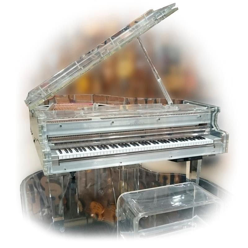 PIANO PIANOVA CG-03-168 METACRILATO PIANO DISC
