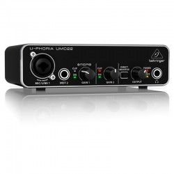 INTERFACE AUDIO BEHRINGER UPHORIA UMC22