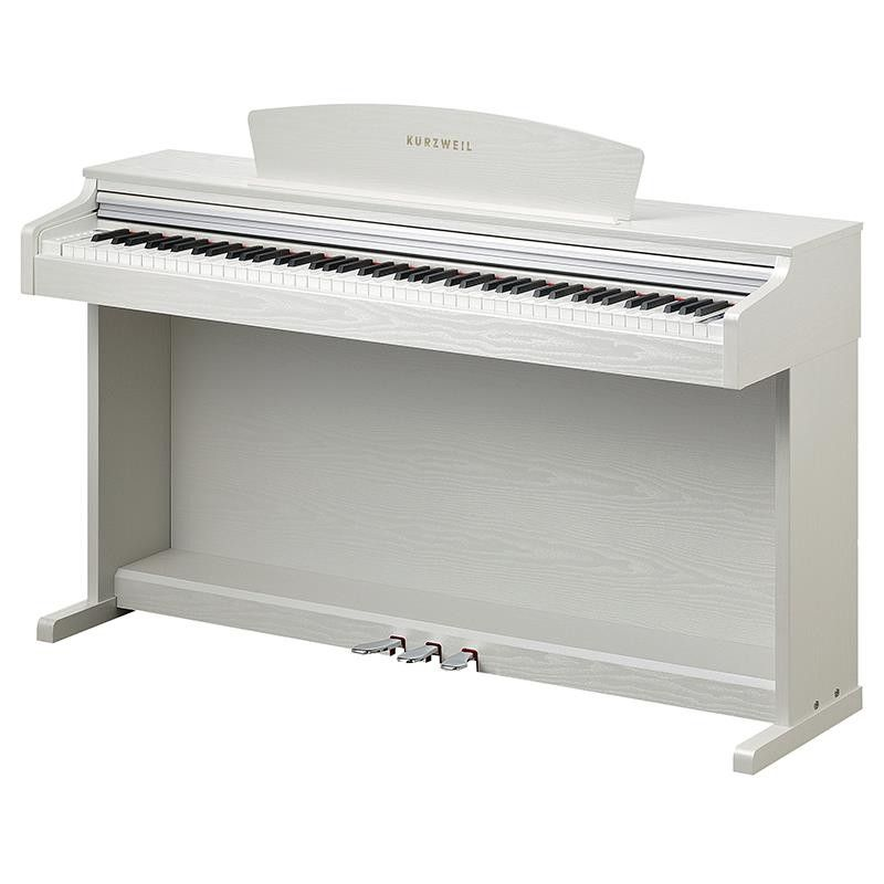 PIANO DIGITAL KURZWEIL M-110 BLANCO