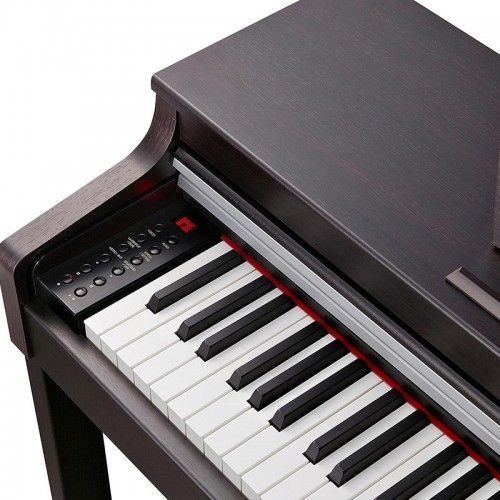 PIANO DIGITAL KURZWEIL MP-120 PALOSANTO