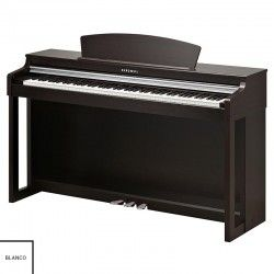 PIANO DIGITAL KURZWEIL MP-120 BLANCO