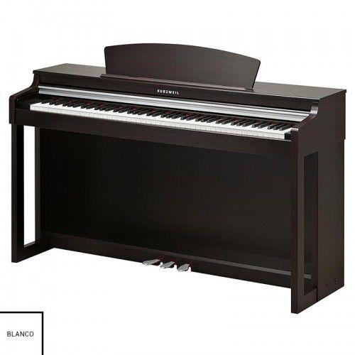 PIANO DIGITAL KURZWEIL MP-120 BLANCO