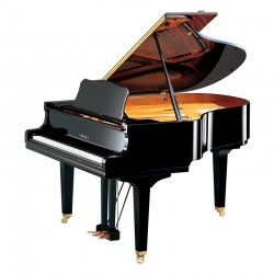 PIANO YAMAHA GC-2 NEGRO PULIDO