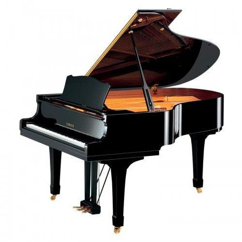PIANO YAMAHA C-3 STUDIO NEGRO PULIDO