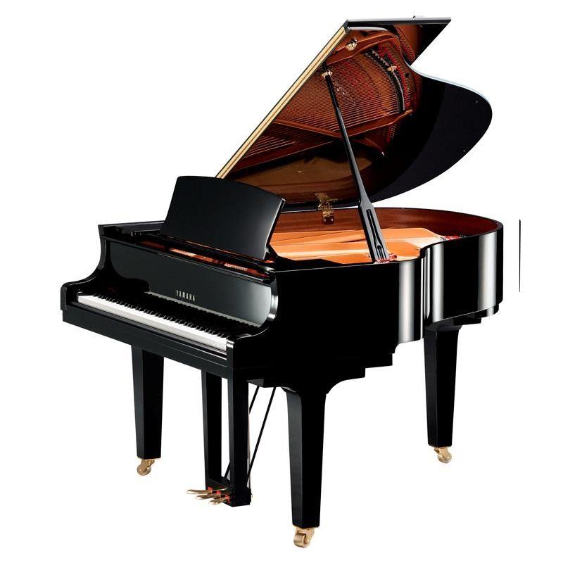 PIANO YAMAHA C-1X NEGRO PULIDO