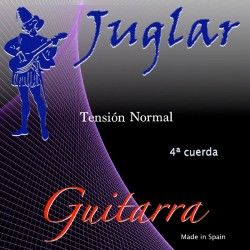 CUERDA 4 JUGLAR JP-44 TENSION NORMAL