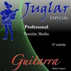 CUERDA 5 JUGLAR JS-15 PROFESIONAL TENSION MEDIA