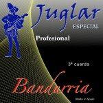 CUERDA BANDURRIA 3 JUGLAR  JB-13 PROFESIONAL
