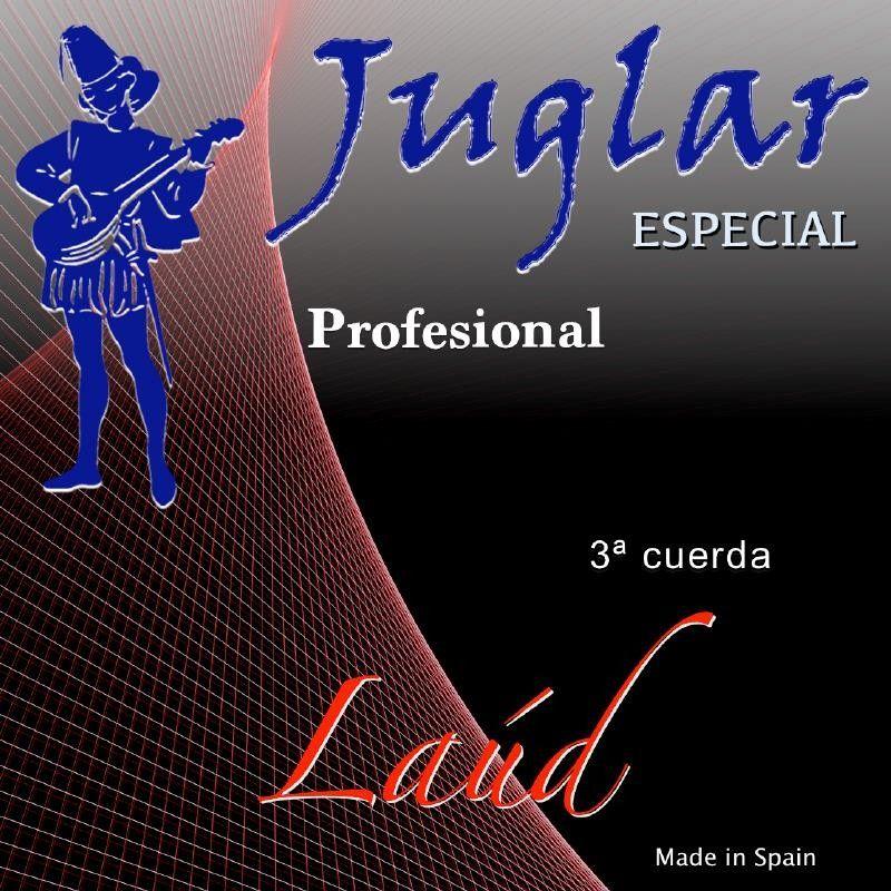 CUERDA LAUD 3 JUGLAR JL-23 PROFESIONAL