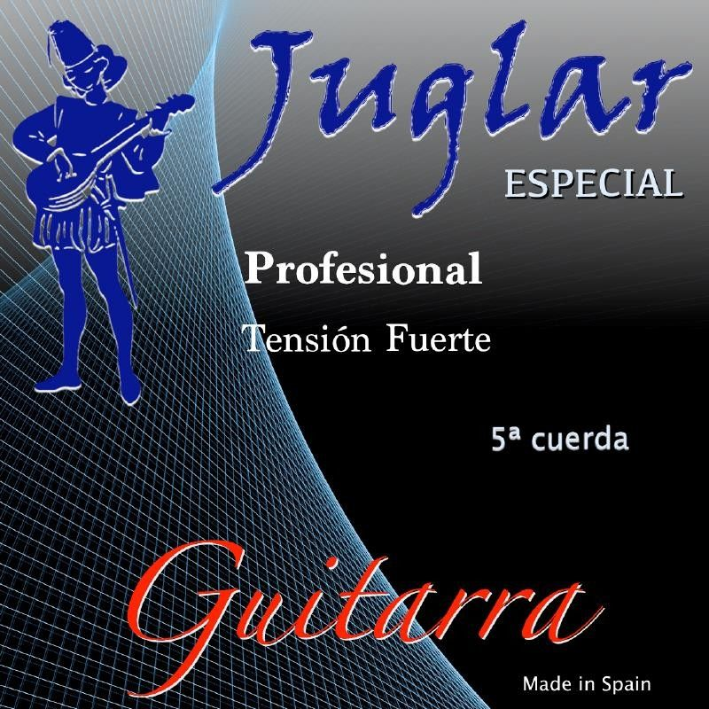 CUERDA 5 JUGLAR JS-75 PROFESIONAL T.FUERTE