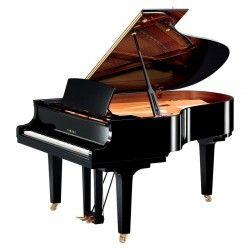 PIANO YAMAHA C-3X NEGRO PULIDO
