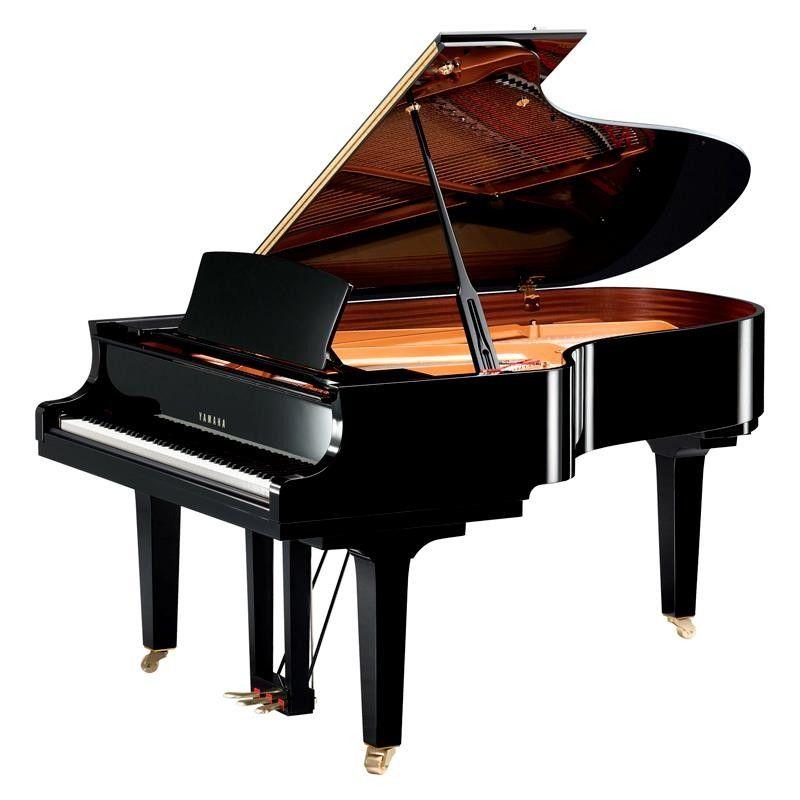 PIANO YAMAHA C-5X NEGRO PULIDO