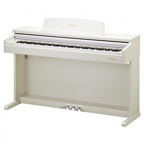 PIANO DIGITAL KURZWEIL M-100WH BLANCO