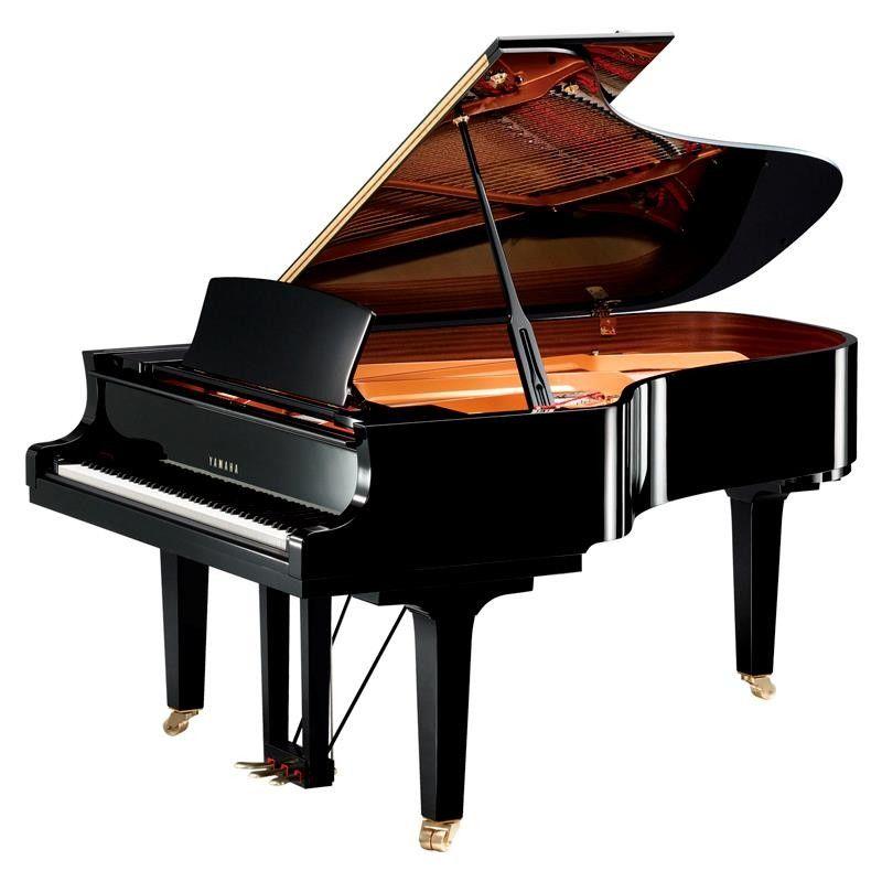PIANO YAMAHA C-6X NEGRO PULIDO