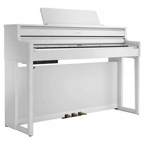 PIANO DIGITAL ROLAND HP-704WH