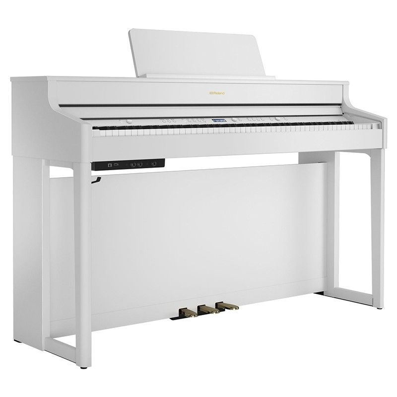 PIANO DIGITAL ROLAND HP-702WH