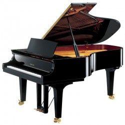PIANO YAMAHA CF-6 NEGRO PULIDO