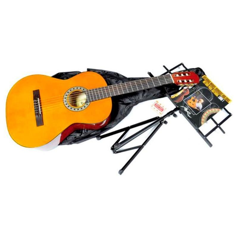 PACK GUITARRA SOUNDSATION TOLEDO PRIMERA NT 4/4