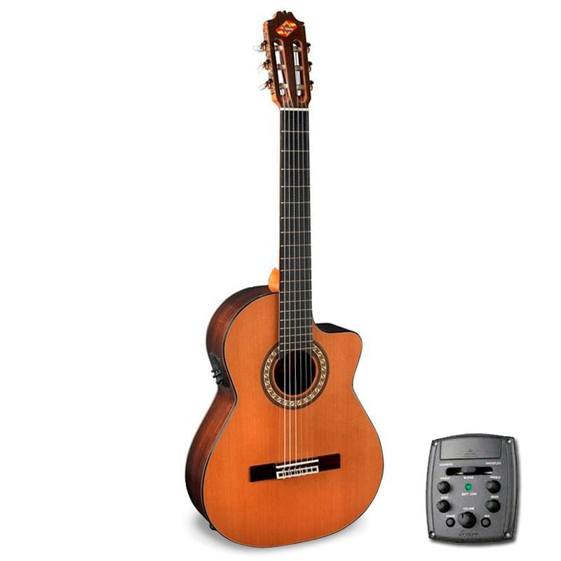 GUITARRA ADMIRA SOLEDAD EC SHADOW PERFORMER