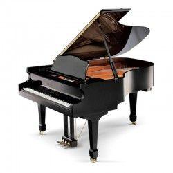 PIANO SCHULZE POLLMANN S-187 NEGRO PULIDO