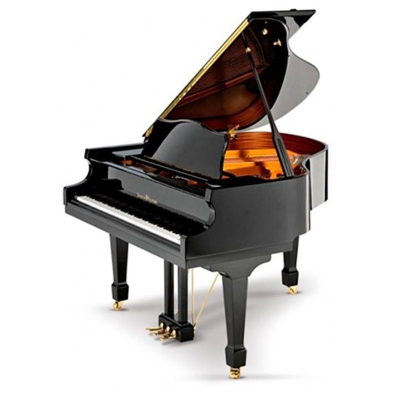 PIANO SCHULZE POLLMANN 148 NEGRO PULIDO