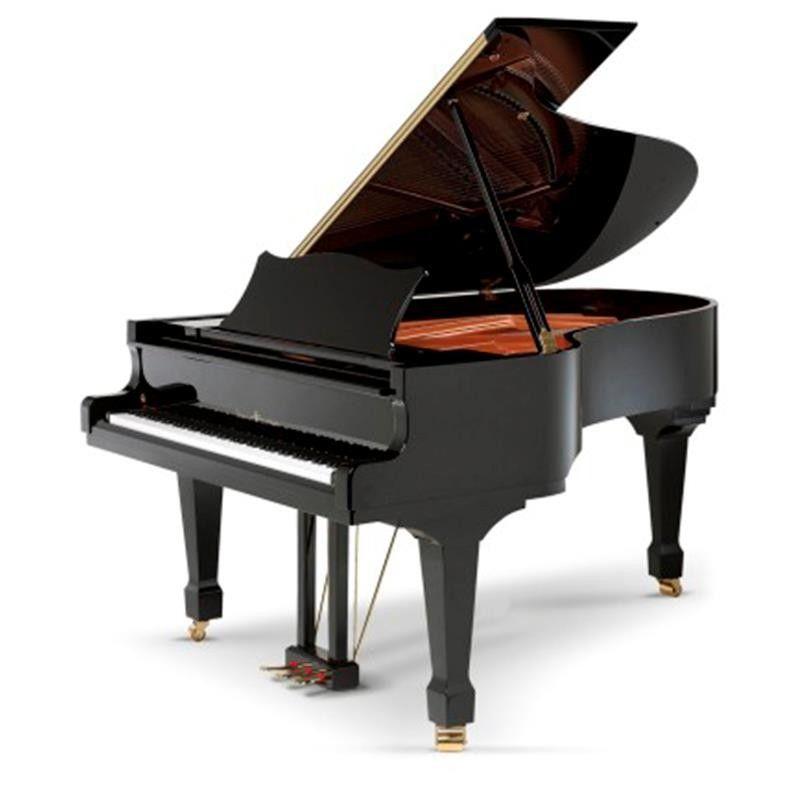 PIANO SCHULZE POLLMANN 197/G5 NEGRO PULIDO