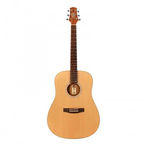 GUITARRA ACUSTICA ASHTON D-20 NATURAL