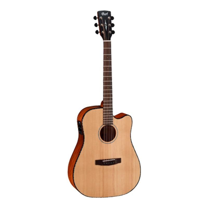 GUITARRA ELECTROACUSTICA CORT MR-E NS