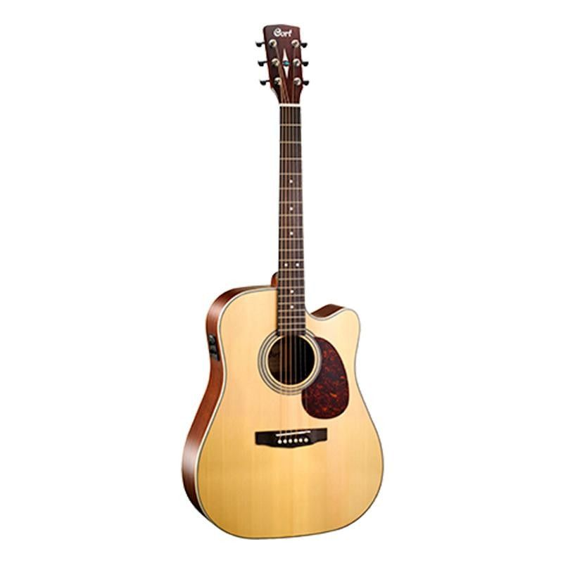 GUITARRA ELECTROACUSTICA CORT MR-600F/NAT