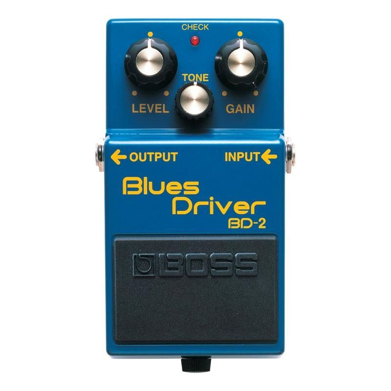 PEDAL GUITARRA BOSS BD-2