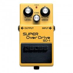 PEDAL GUITARRA BOSS SD-1