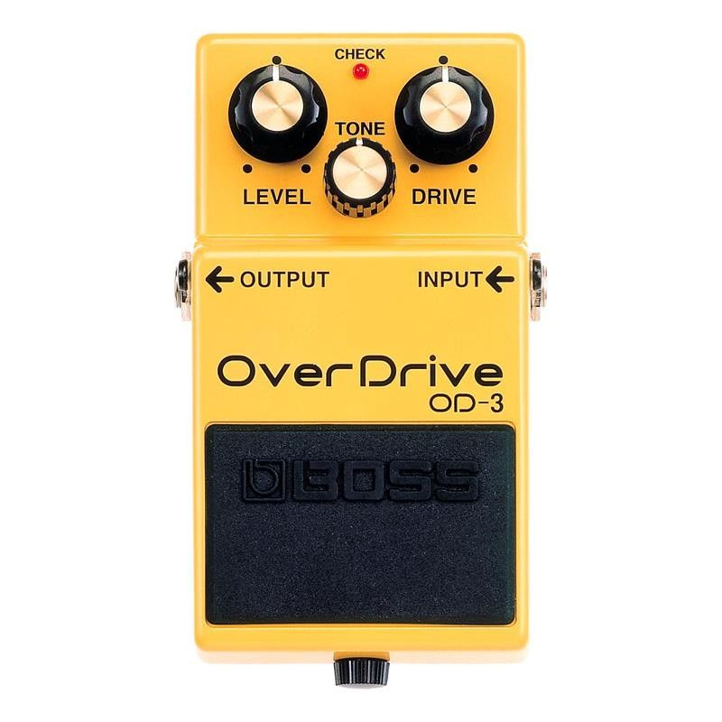 PEDAL GUITARRA BOSS OD-3