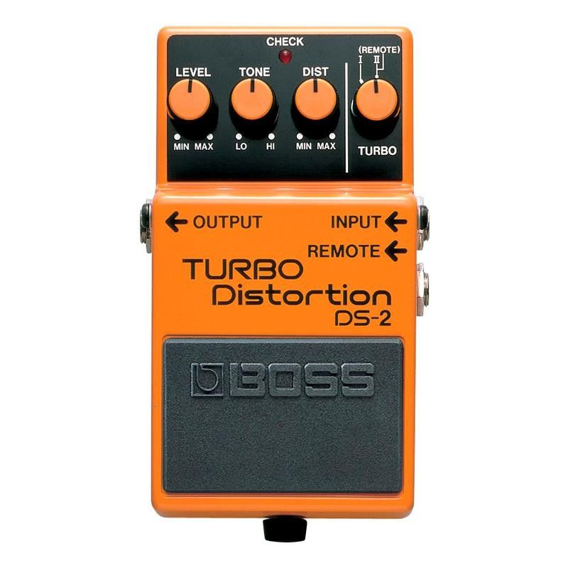 PEDAL GUITARRA BOSS DS-2