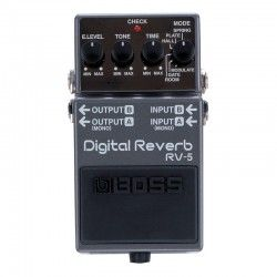 PEDAL GUITARRA BOSS RV-5 REVERB DIGITAL