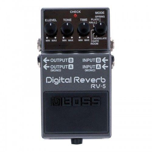 PEDAL GUITARRA BOSS RV-5 REVERB DIGITAL
