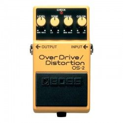 PEDAL GUITARRA BOSS OS-2