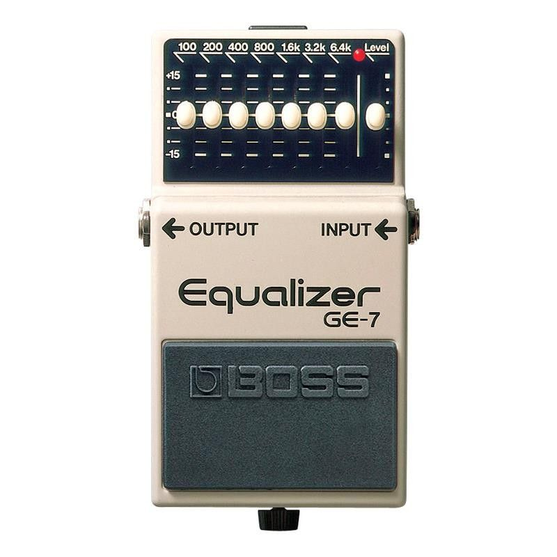 PEDAL GUITARRA BOSS GE-7