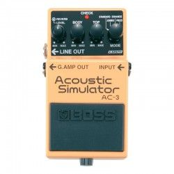 PEDAL GUITARRA BOSS AC-3