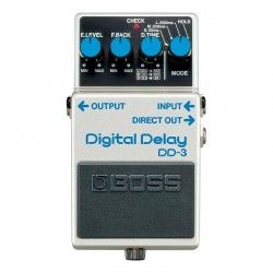 PEDAL GUITARRA BOSS DD-3