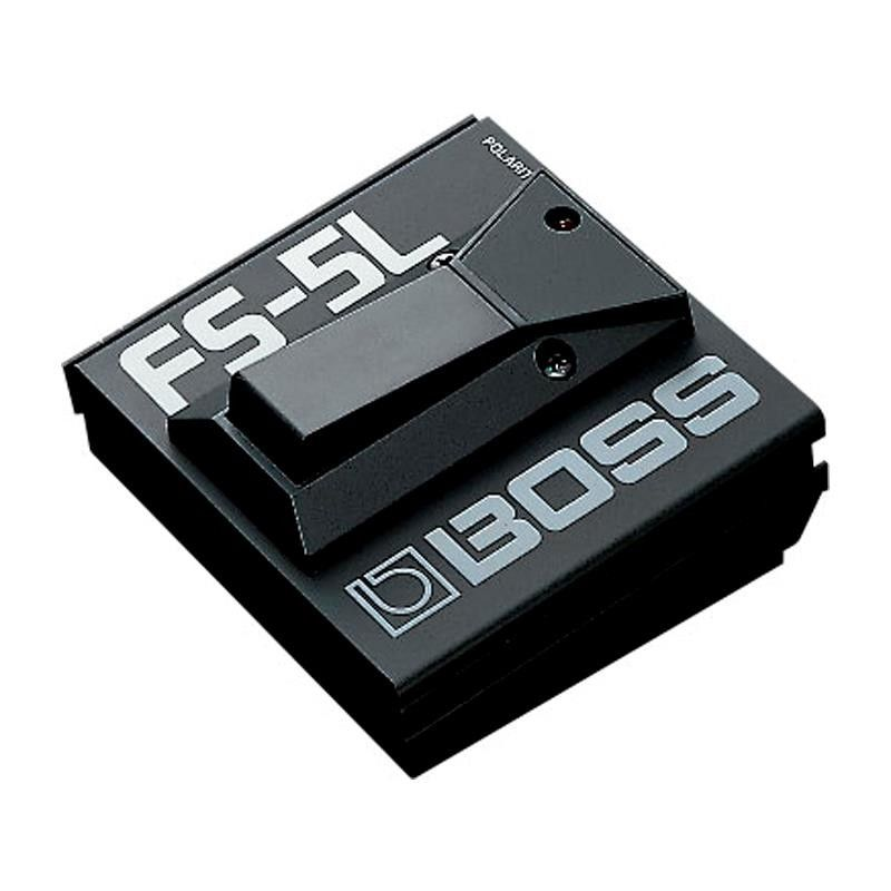 PEDAL GUITARRA BOSS FS-5L INTERRUPTOR LATCH